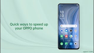 How To speed up your phone - OPPO Care screenshot 4