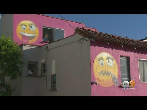 Anne Erickson - This 'Emoji House' is Causing a Ruckus