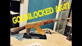 GOLD AK47 REPLICA BUILD
