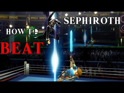 How to Beat SEPHIROTH in Super Smash Bros. Ultimate