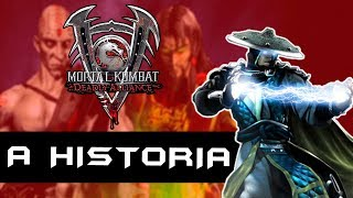 A História de Mortal Kombat: Deadly Alliance