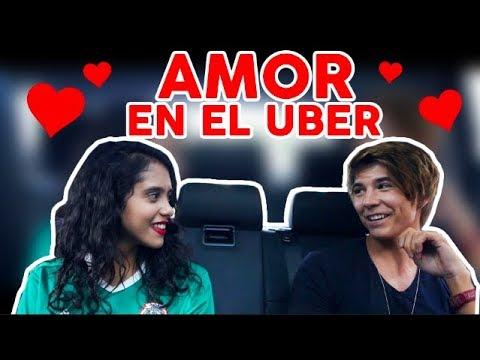 AMOR EN EL UBER - Uber Love / JAVI LUNA ft. Boomscar & Reny