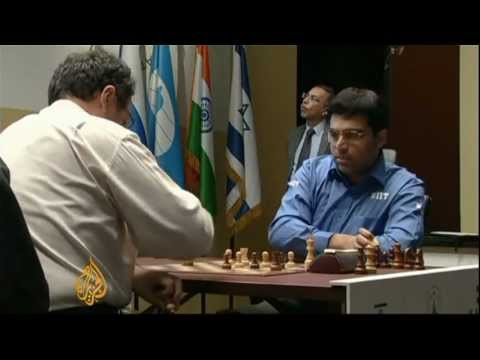 Indian wins fifth world chess title