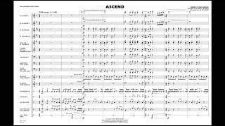 Ascend by Samuel R. Hazoarr. Michael Sweeney
