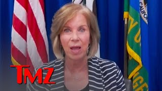L.A. County Supervisor Enraged Clinics Throw Unused Vaccines in the Trash | TMZ
