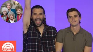 Why The 'Queer Eye' Fab 5 Love 'Golden Girls' & More | TODAY