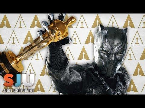 Black Panther Really May Win An Oscar Now - SJU! (ft. Thomas Lennon Dog Days!)