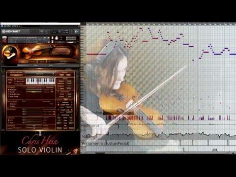 CH-Solo Violin