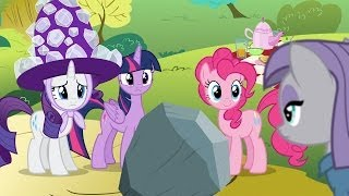 Maud Pie - Maud Pie's Pet - Boulder the rock (full scene)