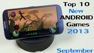 Top 10 Best Android Games 2013 (New) - Explore Games #14 [Galaxy S4]