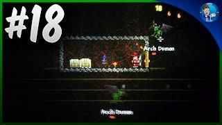 Terraria PSVITA #18 - Underworld Farm for Demon Scythes!