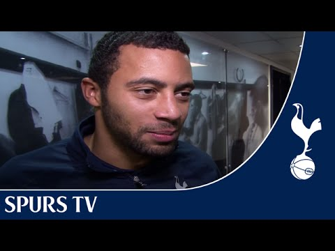 Spurs TV | Moussa Dembele post match interview vs Stoke