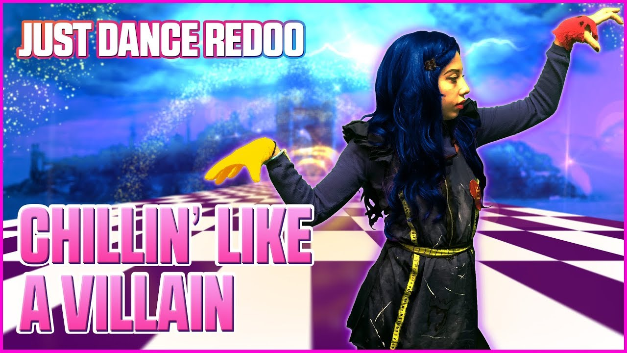 Chillin' Like A Villain from Disney's Descendants 2 | Just Dance 2020 | Fanmade by Redoo