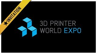 Invitation to the 3D Printer World Expo 2014
