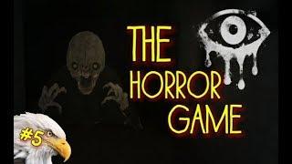 [ В Мире Животных #5]- Eyes-The Horror Game. КОРШУН ТОНКОКИШЕЧНЫЙ И... ЭТО НЕ ЖИВОТНОЕ...