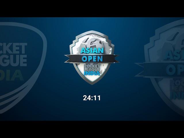 RLI Asian Open - Final Week - Day 1