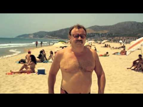 "Southern Comfort Beach advert ""Whatevers Comfortable"" Great attitude"