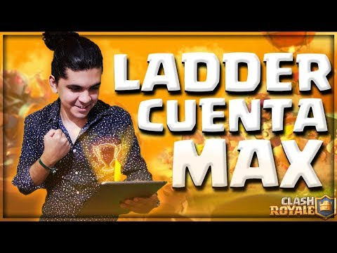 SORTEO 3 TARJETAS IOS/ANDROID ULTIMO DIA! 😎CUENTA MAX TOP MUNDIAL! 😍 TORNEO 2K GEMAS!