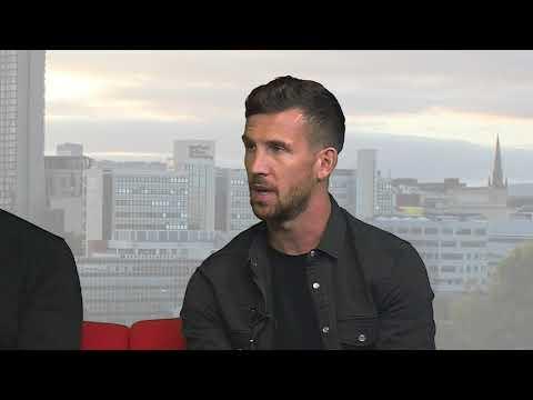 Sheffield Live TV Jake Wright & Jon Newsome 12.10.17 Part 2