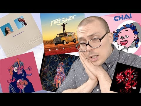 YUNOREVIEW: March 2019 (Avey Tare, Quadeca, Khalid, Insane Clown Posse)