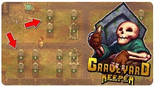 Graveyard Keeper - How To Make Money EZ! - Graveyard Keeper Gameplay #4