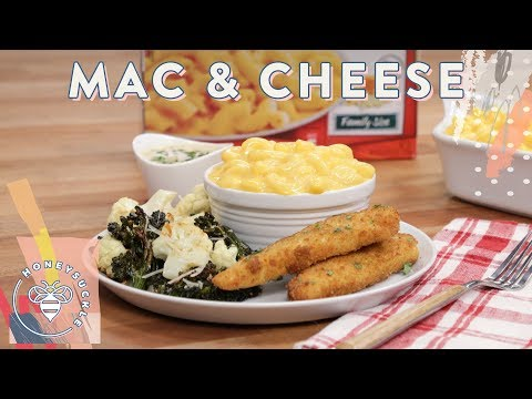Back to School Weeknight Dinner with Stouffer's Mac & Cheese