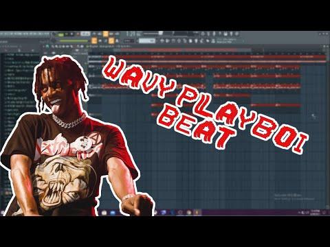 Making a SUPER WAVY Beat for Playboi Carti! 🌊🔥