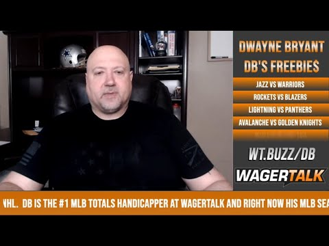 Sports Betting Trends and Angles | MLB, NBA and NHL Betting Analysis | DB's Freebies | May 10