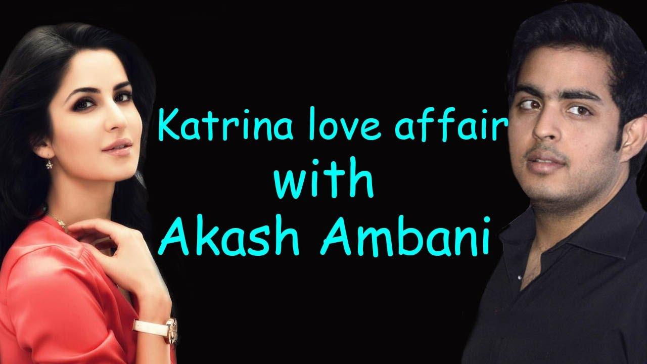 Katrina kaif's new Boyfriend Aakash Ambani | NH9 News ...