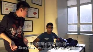 「多益微電影比賽」高中組 - 港青基信書院 -《當東方遇上西