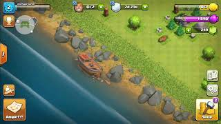 Let's play clash of clans Part 1 Traum start