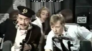 Airline Pilots Sketch from Marty Amok!  (originally from pre-Monty Python show)