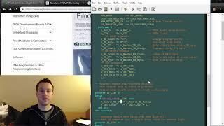 SPI Master in FPGA, Verilog Code Example