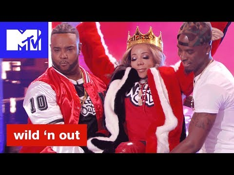 Give It Up for Tameka 'Tiny' Cottle aka Cleopatra | Wild 'N Out | MTV