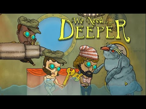 1000 Leagues Under the Sea! - We Need To Go Deeper Gameplay
