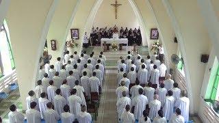 Thánh lễ nhậm chức Giám Tỉnh và các chức vụ trong Ban Quản Trị Tỉnh Dòng Chúa Cứu Thế Việt Nam