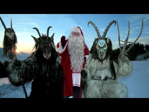 Why KRAMPUS The Christmas Beast Is A BAD Idea!