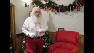 Santa's Countdown - Only 1 month 'til Christmas