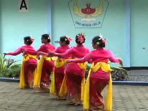 Tari Goyang Semarang Putri Tari Atau Kesenian [ Kendal Jawa Tengah ]