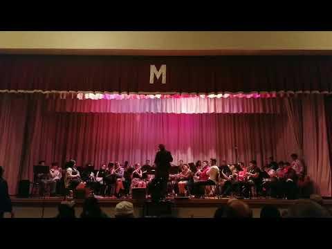 Momence High School Band Concert