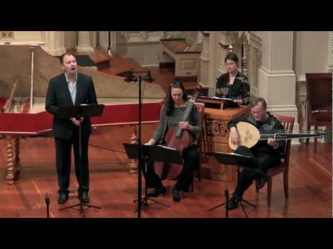 Henry Purcell: Oh! Fair Cedaria; Thomas Cooley with Voices of Music