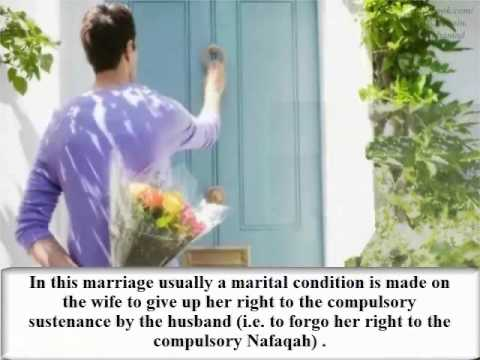 Temporary Marriage in Islam (8-9) Sunni temporary marriages Misyar misfar etc & Reasons for Muta