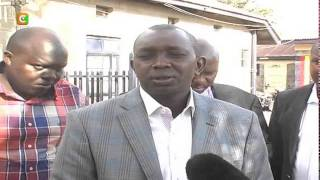 Keter Records Statement With EACC