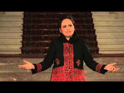 Benafsha Efaf - Afghan Human Rights Defender