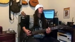 Alice in Chains - Them Bones (Guitar Cover)