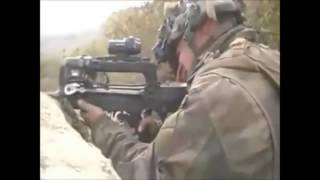 2nd Foreign Infantry Regiment Legionnaires Firefight in Afghanistan