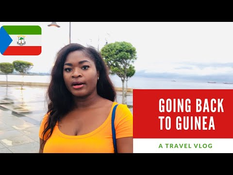 MY TRIP TO MALABO// EQUATORIAL GUINEA 2019⎮African Queen in