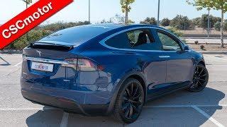 Tesla Model X - 2018 | Revisión rápida
