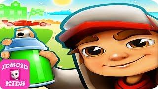 Subway Surfers World Tour Monaco #3 - Best Games for Kids