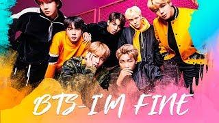 Baixar BTS (방탄소년단) - I'm Fine (Русский кавер от Jackie-O)